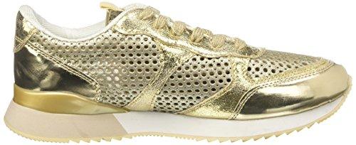 Primadonna 095486241lm, Sneaker a Collo Basso Donna Giallo (Oro)