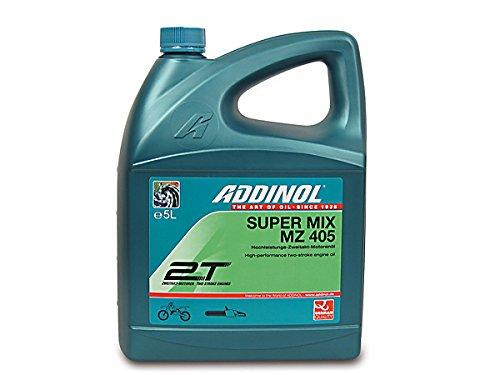 8,24€/l Öl - Motorenöl Addinol* Super MIX MZ405 rot (Kanister 5 L)