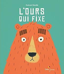 """Afficher """"L'ours qui fixe"""""""