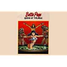 Bettie Page: Queen of The Nile (English Edition)
