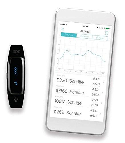 41upMmqW %2BL - ADE Fit Vigo Smart Activity Tracker