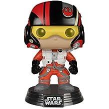 Star Wars - Figura de vinilo Poe Dameron (Funko 6222)