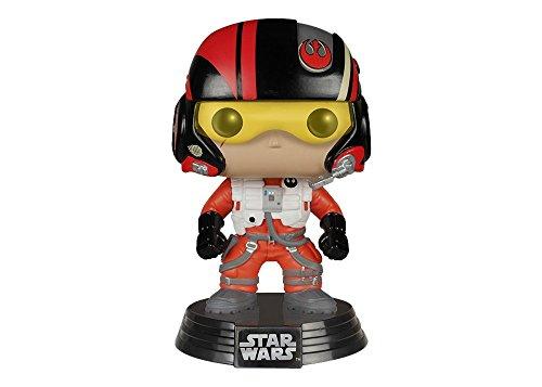 Star Wars Figura de Vinilo PoE Dameron (Funko 6222)