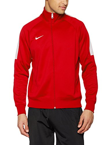Nike Bekleidung Team Club Trainer Jacket university red/football white