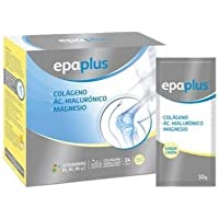 Epaplus Colágeno, Hialurónico, Magnesio 14 sobres de Peroxidos Farmaceuticos