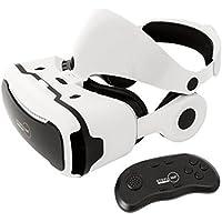 ReTrak Elite Edition Virtual Reality Headset with Headphones - ukpricecomparsion.eu
