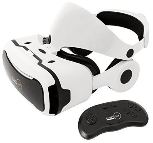 ReTrak Elite Edition Virtual Reality - Auriculares con micrófono