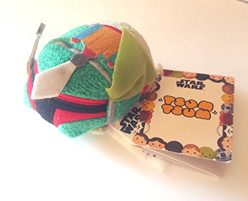Nouveau Disney Store Mini 8,9 cm tsum tsum Boba Fett Star Wars en peluche (Collection) (Aus Snow White Bösewicht)