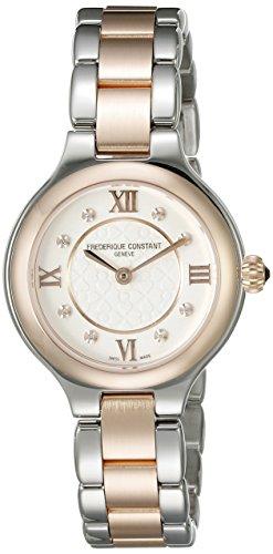 Frederique Constant Geneve Delight FC-200WHD1ER32B Orologio da polso donna con diamanti autentici
