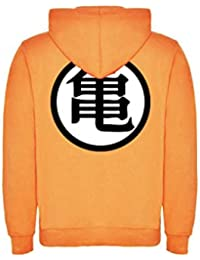 Dragon Ball Kame - Sudadera capucha y bolsillos