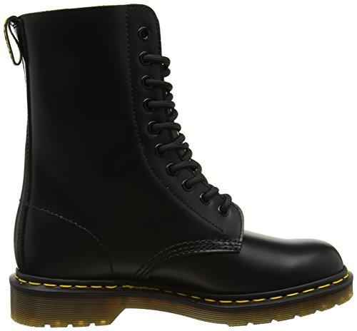 Dr. Martens 1490Z DMC SM-B Unisex-Erwachsene Stiefel & Stiefeletten Schwarz (Black)