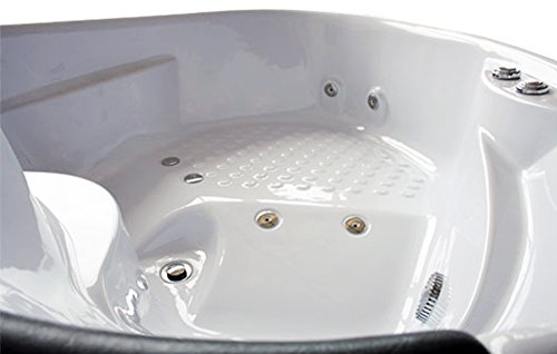 OimexGmbH Eckwhirlpool 150 x 150 cm 2 Pers.