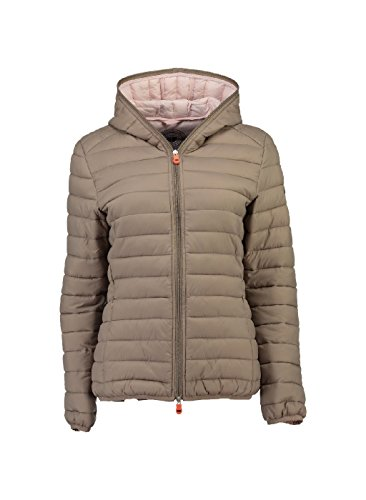 Geographical Norway Doudoune Femme Daynight Hood Taupe-Taille - 3