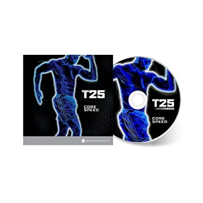 FOCUS T25 Core Speed DVD Workout by Beachbody