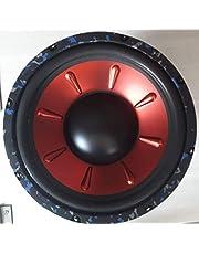 Crispy Deals Viking 8- inch 600w Sub Woofer (Assorted Multi Color)