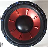 Crispy Deals Viking 8-inch 40W Bass Woofer (Assorted Multi Color)
