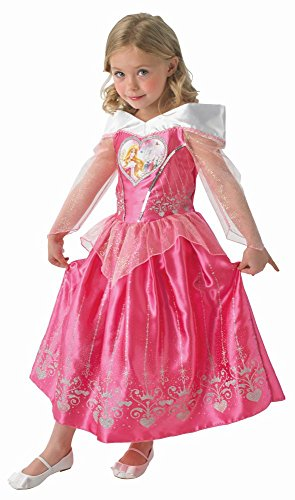 essin Kinder Kostüm Dornröschen Loveheart Gr.S(3-4J.) ()
