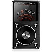 FiiO X5 2 Gen DAP Lettore portatile 24/192 e DAC USB finitura Nera