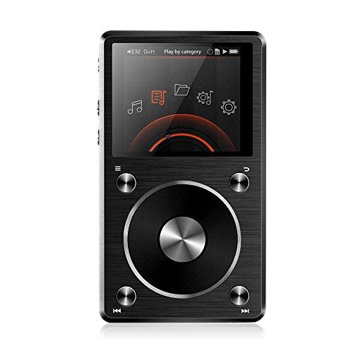 FiiO X5-II Portable Music Player (Black)