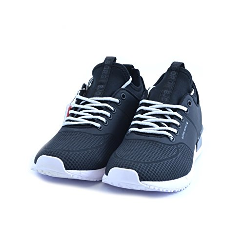scarpe-sneakers-da-uomo-bjorn-borg-in-pelle-e-tessuto-traspirante-nero-fondo-con-rialzo-in-gomma-bia