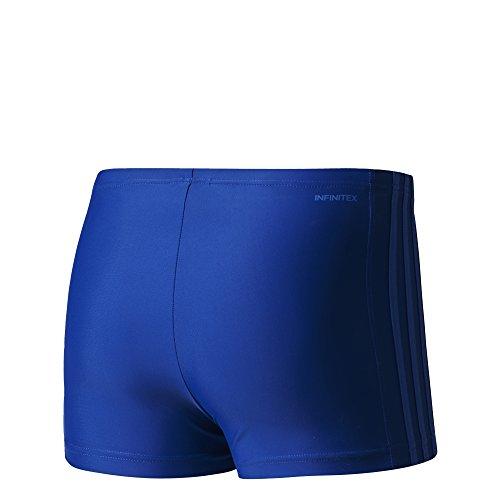 adidas Herren Infinitex 3-Streifen Boxer Badeshorts Collegiate Royal/Blue