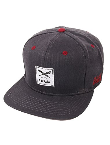 Iriedaily Daily Flag Snapback [Anthracite]