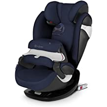 CYBEX Oro 518000439Pallas de Fix, asiento coche grupo 1/2/3(9–36kg), colección 2018, con Isofix, denim Blue