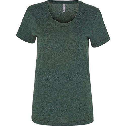 Double Dry Short Sleeve T-shirt (American Apparel Womens/Ladies Polycotton Short Sleeve T-Shirt)