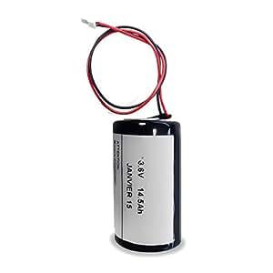 Visonic - Pile sirène MCS 710/720/730 (3,6V - 13Ah) - Alarme de maison