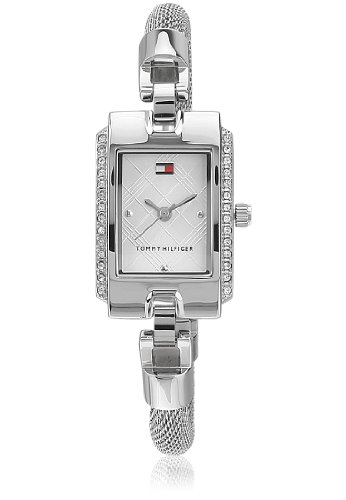Tommy Hilfiger Analog White Dial Women's Watch - TH1780453J