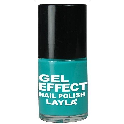 Layla Gel Effect Nail Polish (Tropical Island (#11)) by Layla Cosmetics