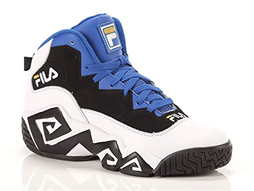 FILA VB90122.018 MASHBURN BLACK WHITE PRINCE BLUE EU