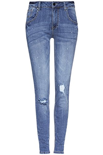 FIND Jeans Damen Blau (Denim)