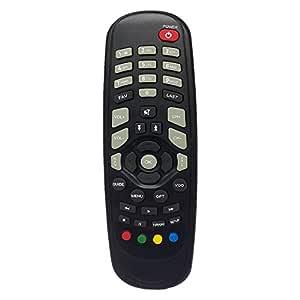 LipiWorld Setup Box Remote Control Compatible for GTPL/Hathway/Den