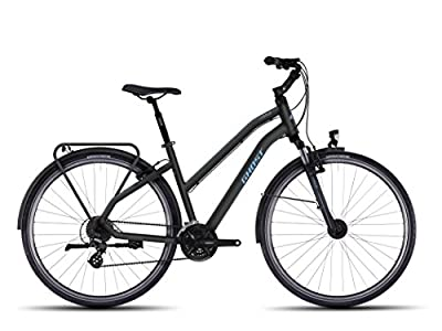 Ghost Square Trekking 1 Miss Trekking bike Ladies blue/black 2017 Trekking bike