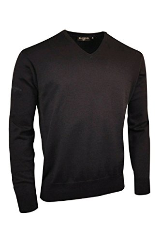 Glenmuir Cotton V-Neck Golf Sweater