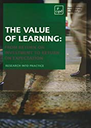 The Value of Learning : From return on investment to return on expectation
