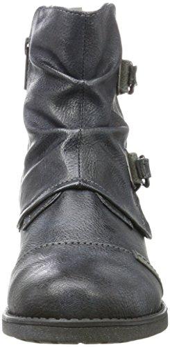 Mustang Damen 1229-604-820 Stiefel Blau (Navy)