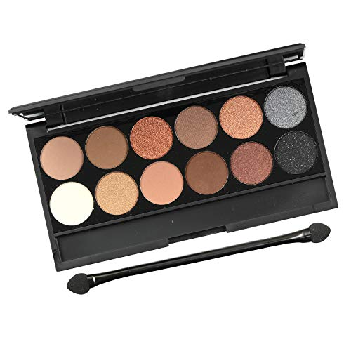 Swiss Beauty Eyeshadow Palette (03)
