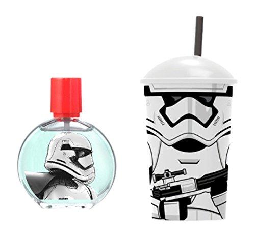 Star Wars Coffret Sac d'Eau de Toilette 50 ml + Verre