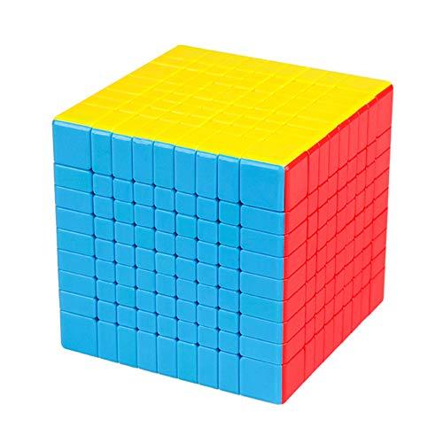 JIAAE 9X9 Profesional Cubo De Rubik De Los Niños