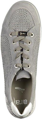 Ara 12-34453-21, Chaussures à Lacets Femme Gris