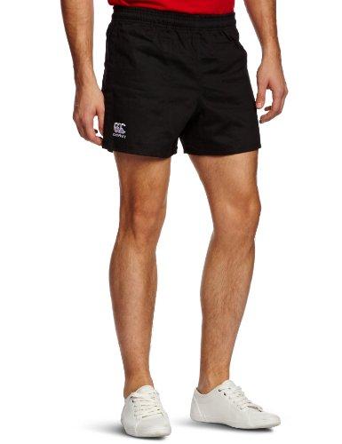 Canterbury Herren Bekleidung Professional Shorts, Black, 38