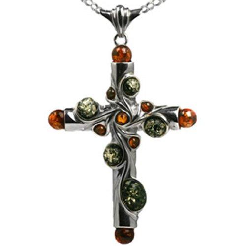 noda-pendentif-croix-en-ambres-multicolores-et-argent-925-chaine-46cm