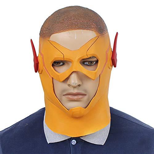 Story of life Halloween Maske Dress Up Requisiten Latex Helm Cosplay Kostüme Dekoration Für Karneval Halloween Mottopartys (Einfache Um Zu Halloween-kostüme Arbeiten Tragen, Zu)