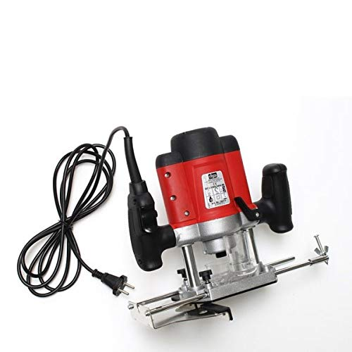 DeTec Set Oberfräse Fräsmaschine Fräse OF 1200 Watt Tisch-Fräsmaschine + Oberfräsentisch OFT 870 - 3