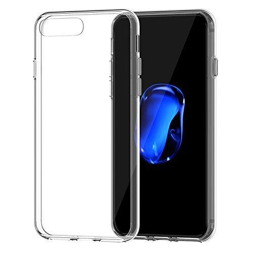 JETech Funda iPhone 8 Plus / 7 Plus Carcasa Case Bumper Shock-...