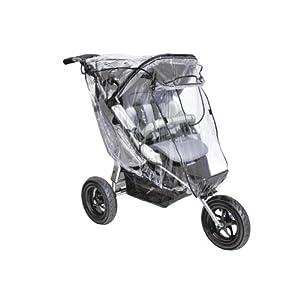 Raincover for Jogging Stroller   15