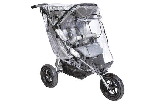 Raincover for Jogging Stroller   1