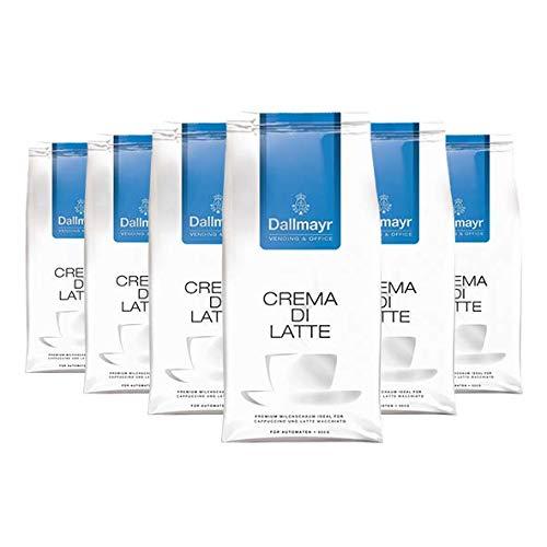 Dallmayr Crema Di Latte 6 x 750g Topping Milchpulver